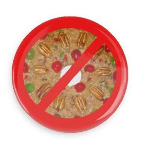 No Fruitcake
