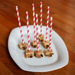 Bourbon Fruitcake Pops